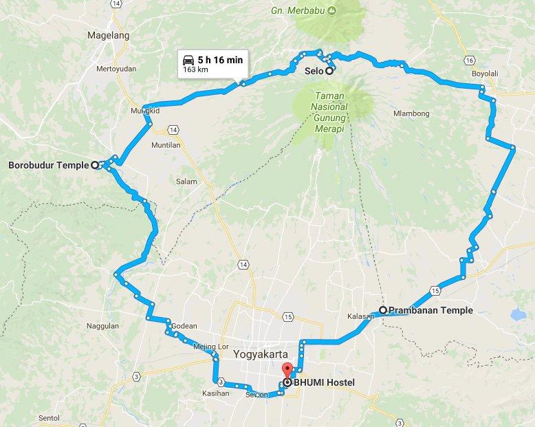 Visiting Prambanan without a tour - Outsidevibes