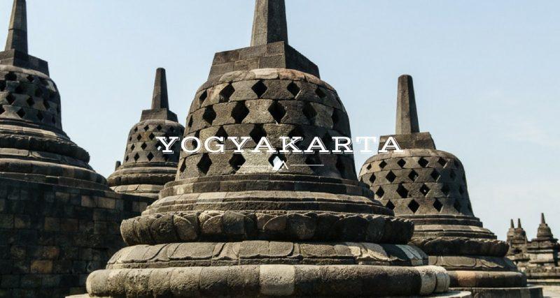 Borobudur Stupa Java Indonesia