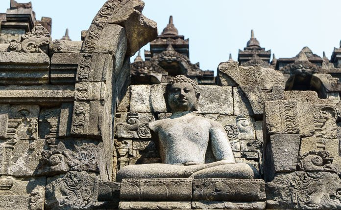 Borobudur Temple Indonesia Buddha