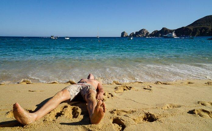 Cabo San Lucas Beach Mexico
