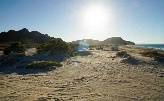 Playa El Tecolote Mexico
