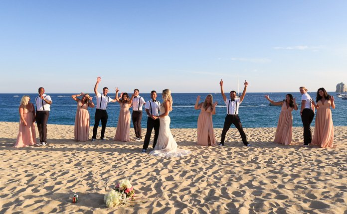 Cabo San Lucas Wedding Mexico