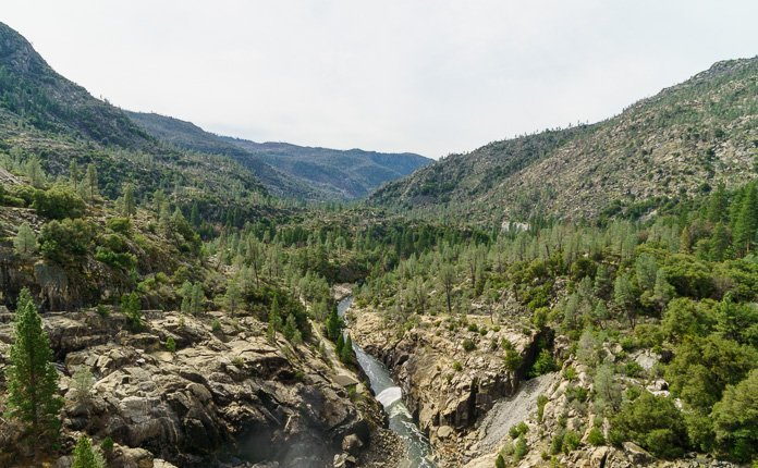 Hiking Hetch Hetchy California