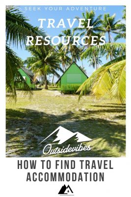 How to Find Travel Accommodation