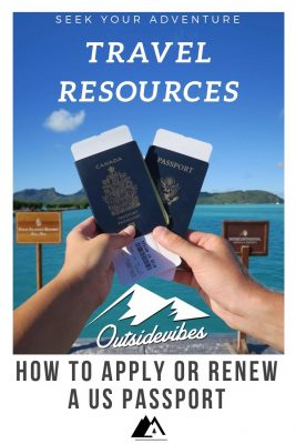 How to apply or renew a us passport