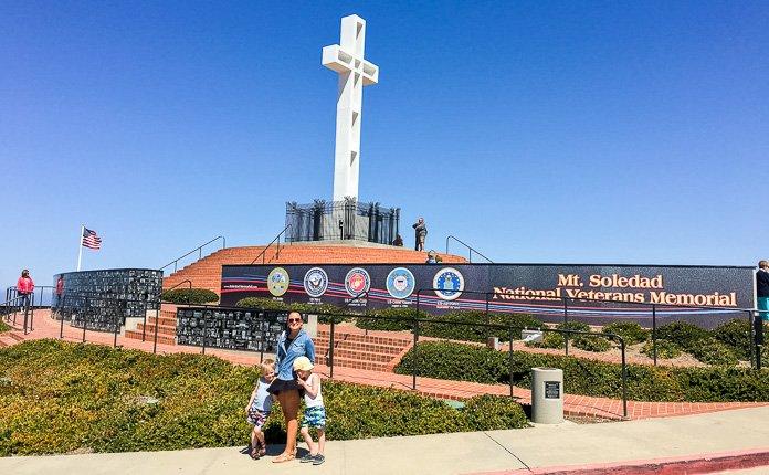 Mount Soledad Memorial San Diego