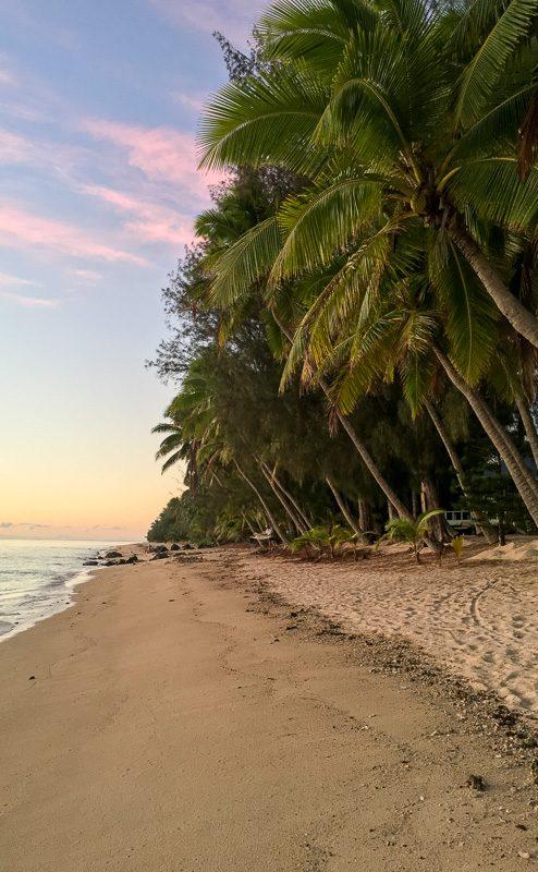 Beach Sunset Rarotonga