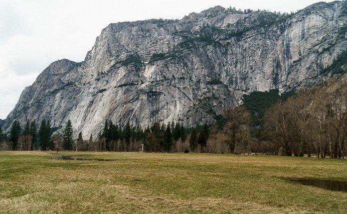El Captain Yosemite Valley