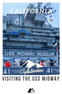 visiting the uss midway san diego