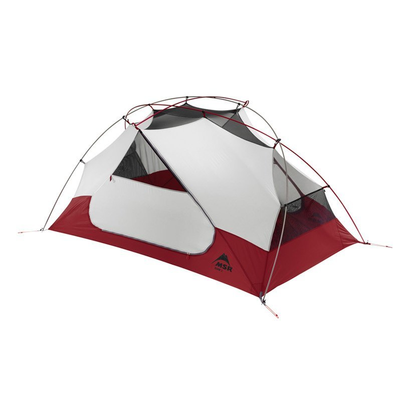 MSR Elixir 2 person camping tent