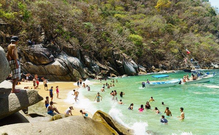 Boca hike Puerto Vallarta