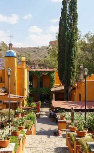 San Gabriel Hacienda Guanajuato Mexico