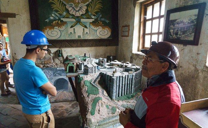 La Valenciana Mine Guanajuato Mexico