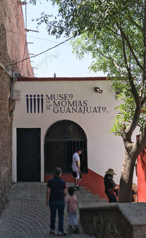 Mummy Museum Guanajuato Mexico