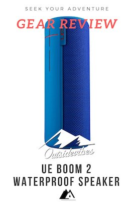 UE Boom 2 Gear Review Pinterest