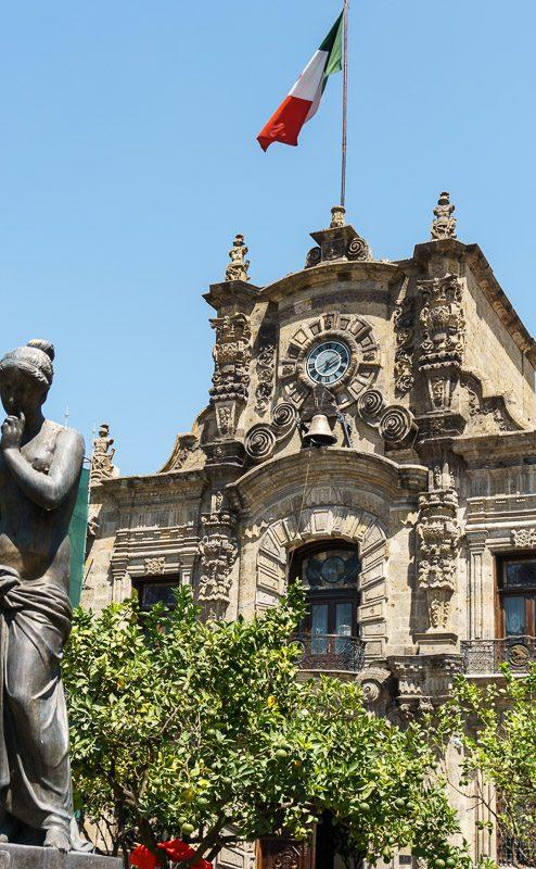 Guadalajara Centro Historico Mexico