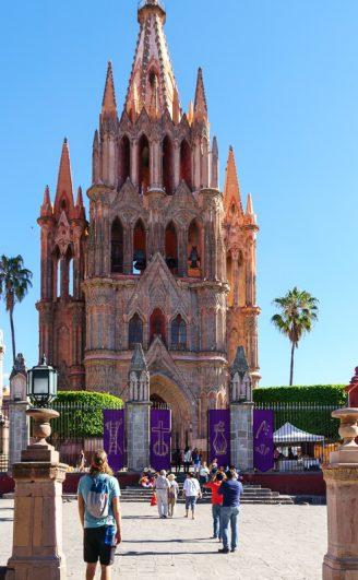 Parroquia de San Miguel Arcángel Mexico