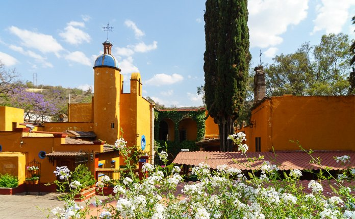 San Miguel Hacienda Guanajuato Mexico