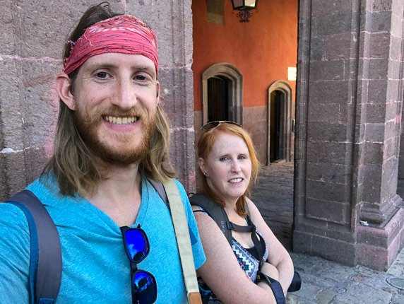 San Miguel de Allende mexico tourist