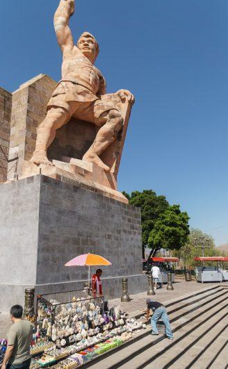El Pipa Guanajuato City Mexico
