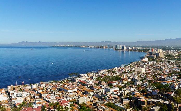 Puerto Vallarta view