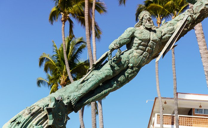 Puerto Vallarta Sculptures Malecon