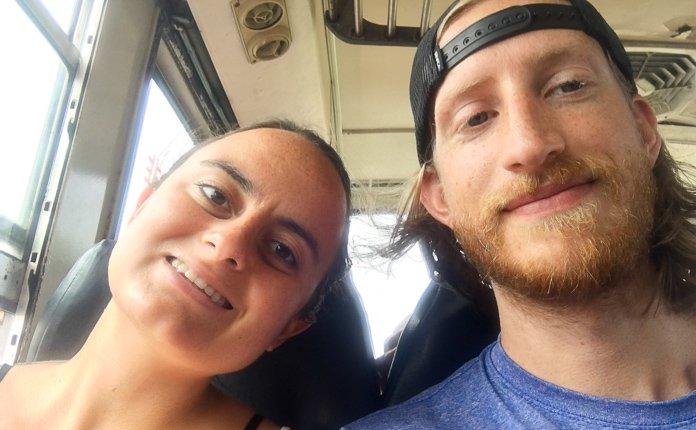 Bus Ride Rarotonga