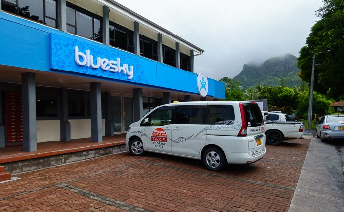 Bluesky Office Rarotonga
