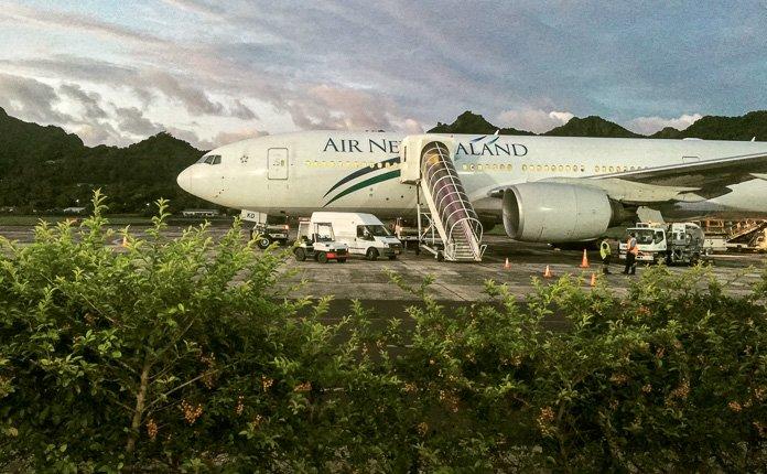 Rarotonga Airport
