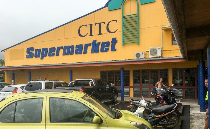 CITC Supermarket Rarotonga