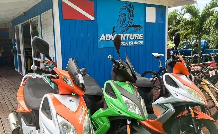 Rarotonga Island Scooters
