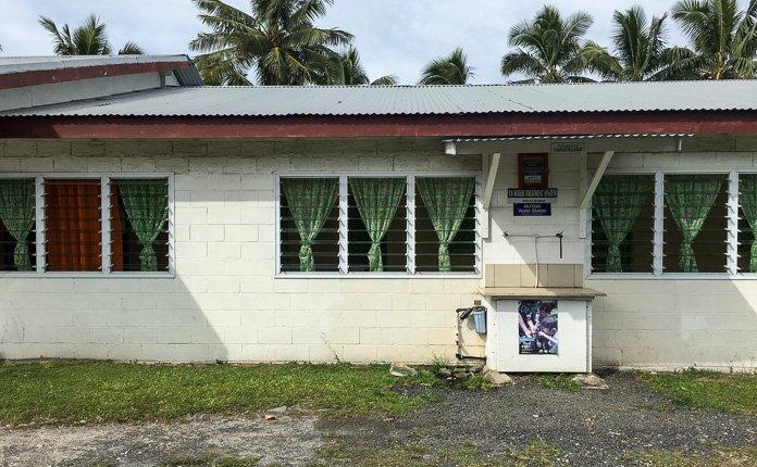 Rarotonga Water Station