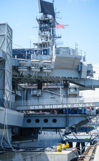 USS Midway Aircraft carrier