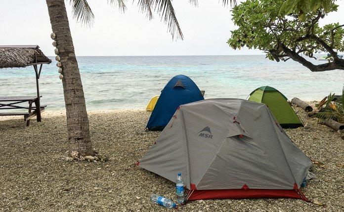 Camping Rangiroa Plage