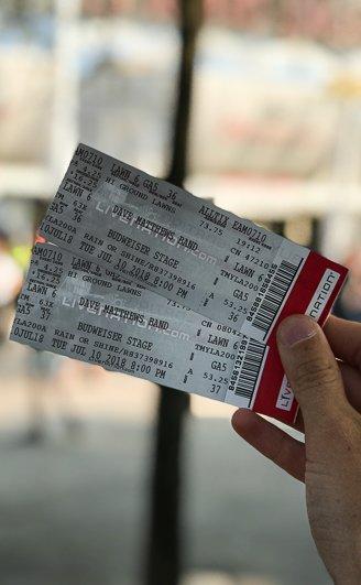 Dave Matthews Band Budweiser Stage Toronto
