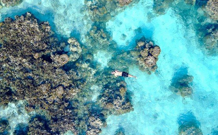Snorkeling Fakarava