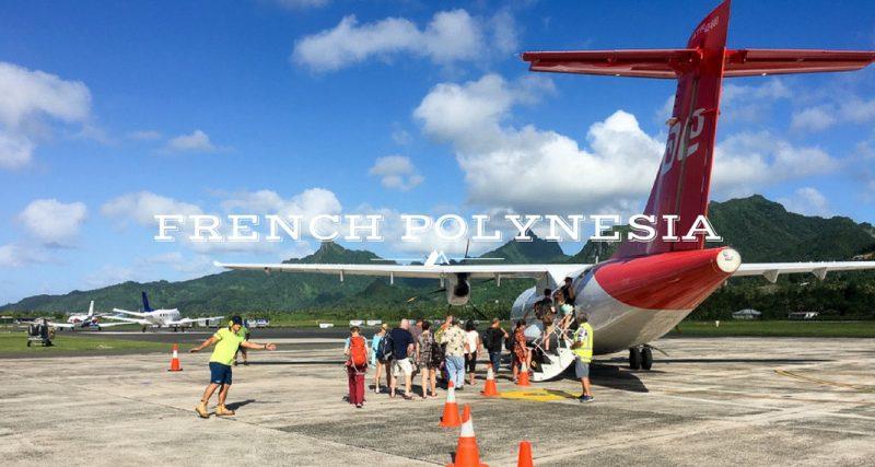 Air Tahiti Multi Island Flight Pass