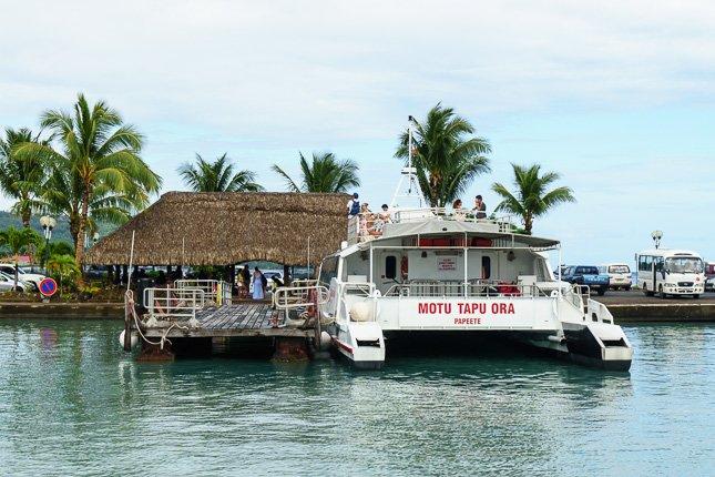 Bora Bora Ferry Terminal