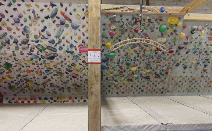 Boulderz Climbing Center Toronto