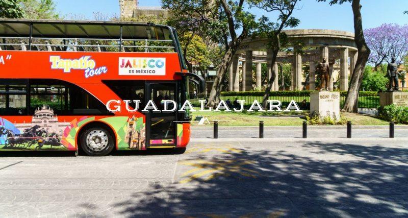 Buses Mexico Guadalajara