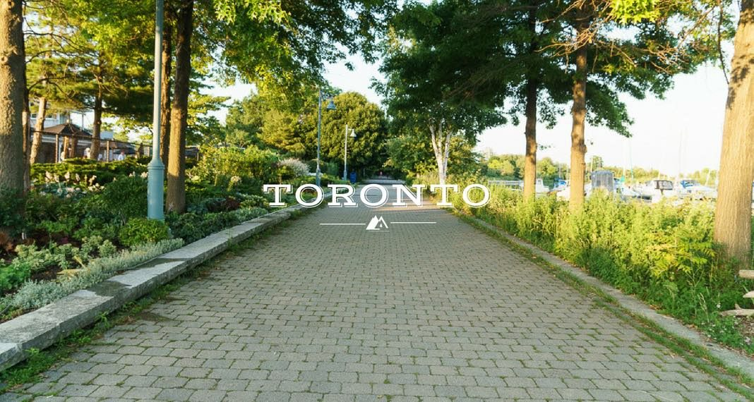 Colonel Samuel Smith Park Toronto