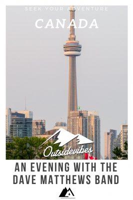 Dave Matthews Band Concert Toronto