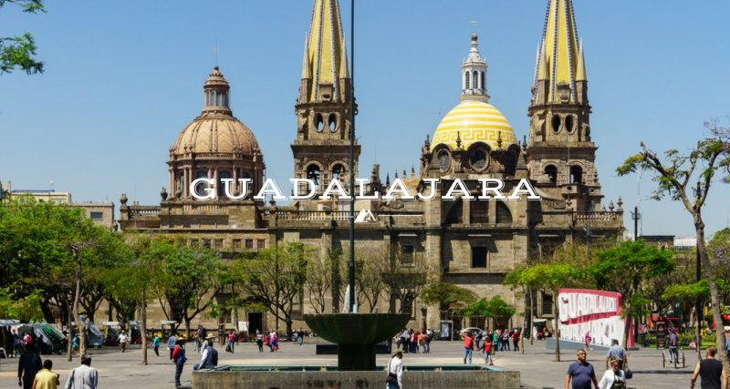 Guadajara Mexico Church