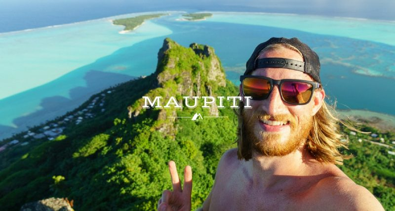 Hiking Mount Teurafaatiu