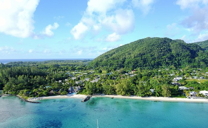 Fare Huahine French Polynesia
