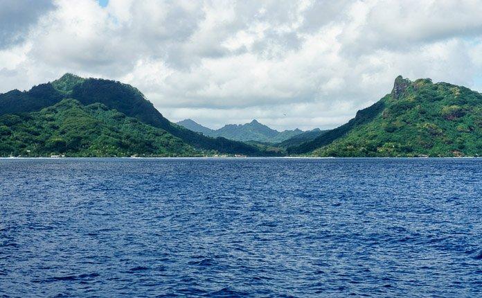 Huahine Nui French Polynesia