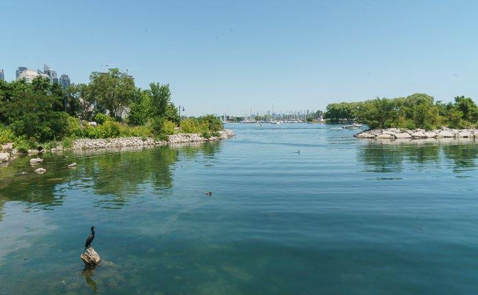 Humber Bay Park Toronto