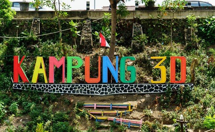 Malang 3D City