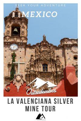 La Valenciana Silver Mine