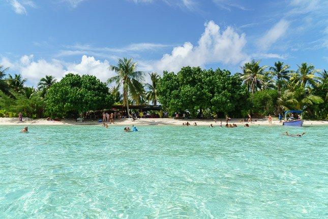 Maupiti Lagoon Tour